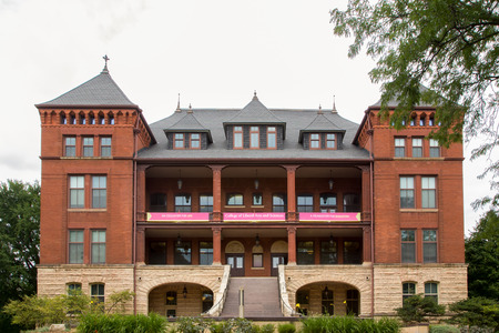 sciences: AUGUST 6, 2015: College of Liberal Arts and Sciences on the campus of Iowa State University.