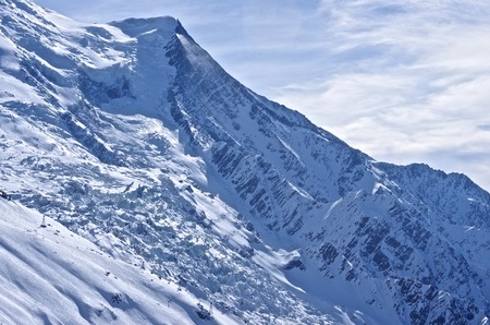 Mountain side photo