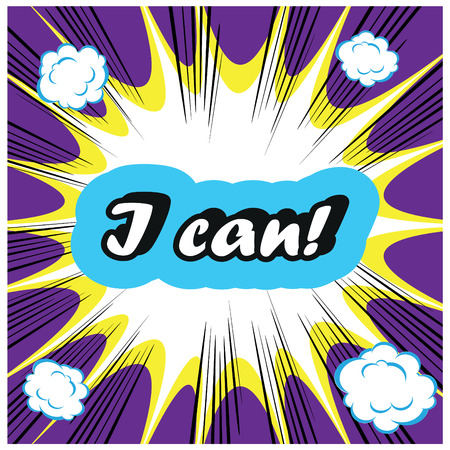 nuclear fission: I can! boom background stamp template