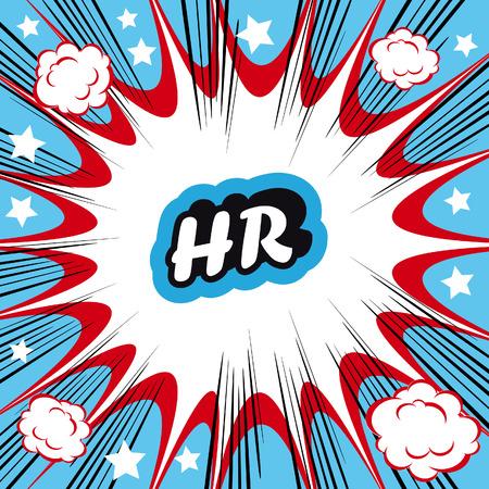 HR human resource boom background