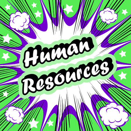 human resource: Human Resource HR background  human resources concept