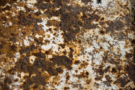 Rusty background in grunge style