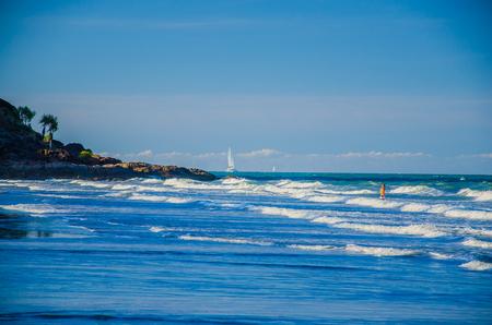 port douglas: The coast at Port Douglas in the tropical north of Australia.