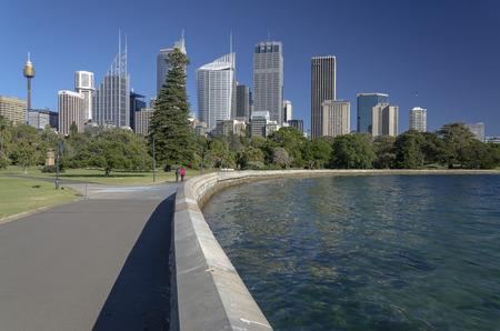 botanic: Sydney CBD and Royal Botanic Gardens