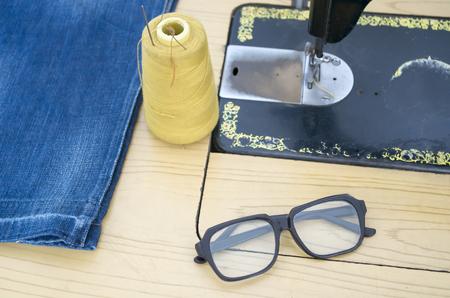 machine: sewing machine