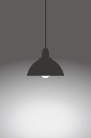 The room chandelier illuminates the room Archivio Fotografico - 101585121