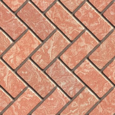 Sidewalk blocks abstract background illustration illustration
