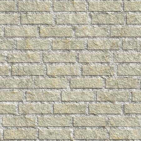 Light bricks abstract background illustration Stock Illustration - 15019085