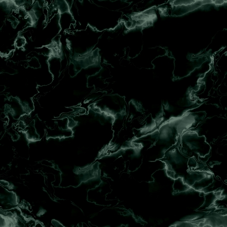 black granite: Deep green marble seamless background Stock Photo