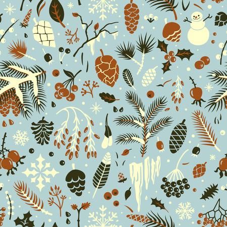 pinoli: Reticolo senza giunte di inverno