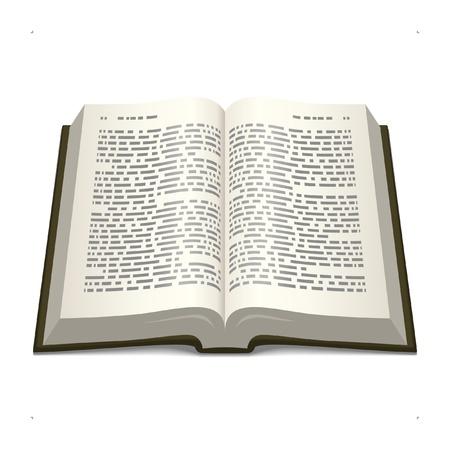 diccionarios: libro Vectores