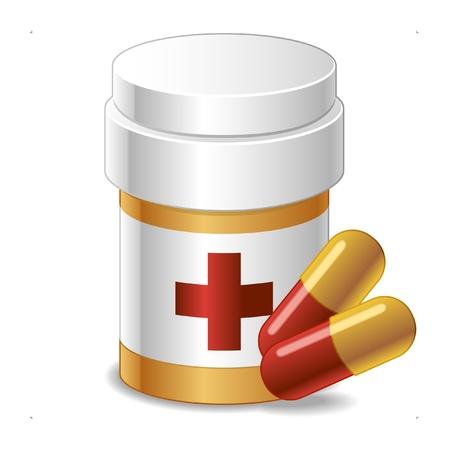 drug Stock Vector - 10636655