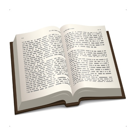 reading bible: book