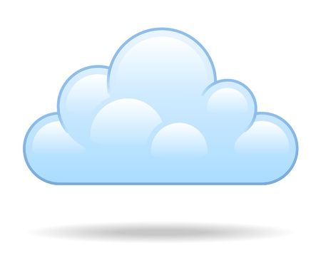 computer graphic: Cloud