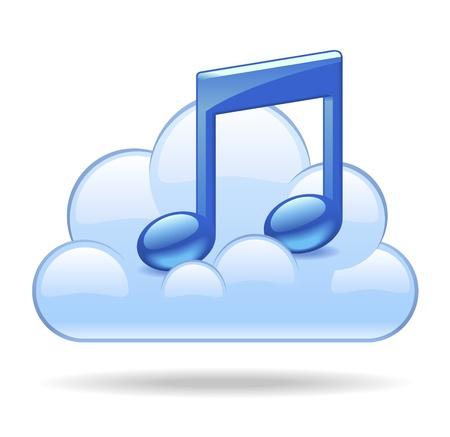 stored: Cloud Music