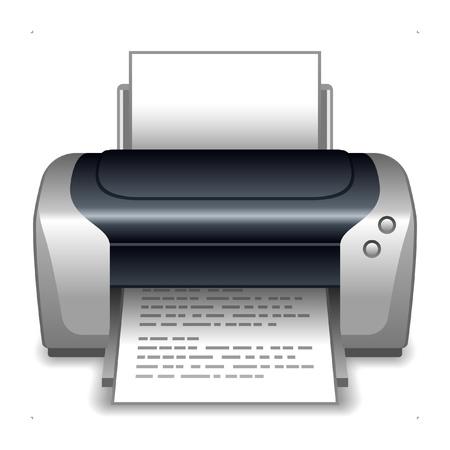 printer icon: Printer