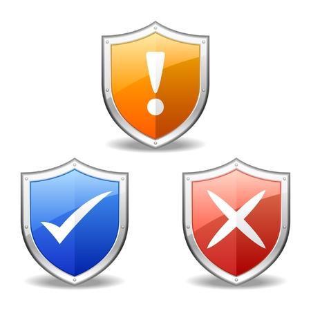 defend: Shield Illustration