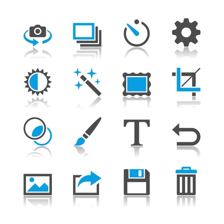 Fotografie iconen - reflectie thema