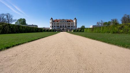 Milotice Castle Editorial