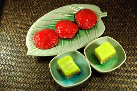 Local dessert thaïlandais de Phuket  Banque d'images