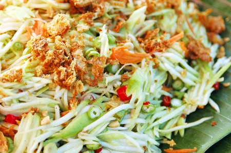 salade de mangue