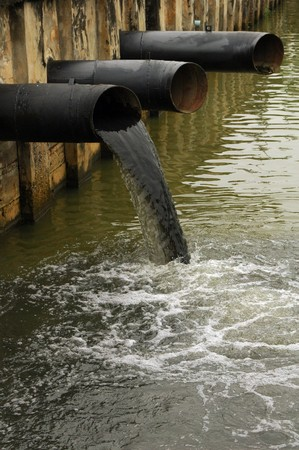 pollution water: water pollution