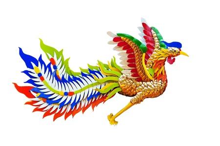 Chinese Phoenix,phuket,thailand  photo