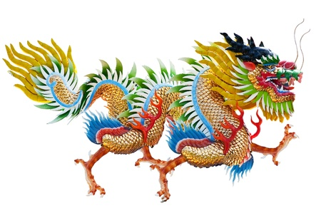 CHINESE DRAGON  Stock Photo - 11144880