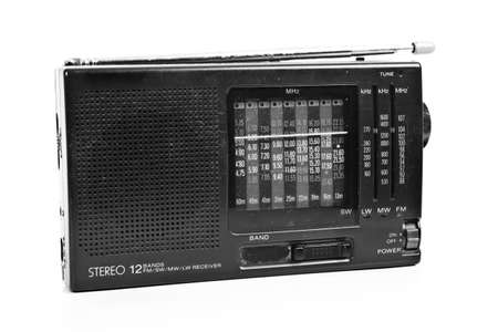 Old radio Stock Photo - 12664862