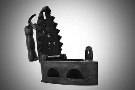 Old iron Stock Photo - 12663995