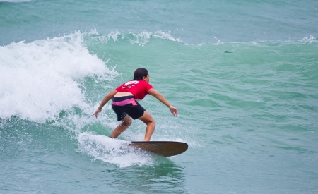 Anissa Flynn ASC rankings leader winner of Women s Division 2012 Asian Surfing Championship