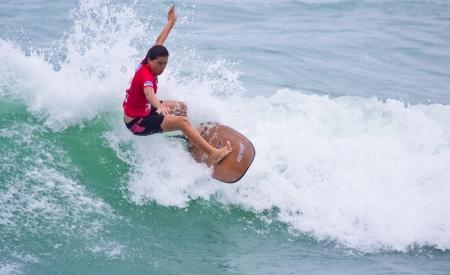 rankings: Anissa Flynn ASC rankings leader winner of Women s Division 2012 Asian Surfing Championship