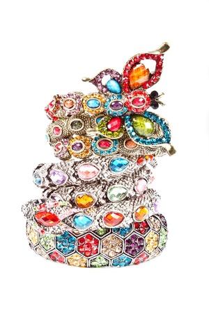 bracelets Banque d'images