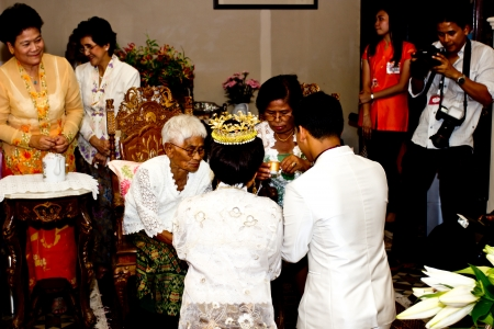 Family of the Bride