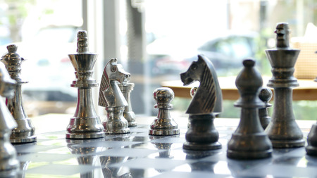 takeover: Chess image