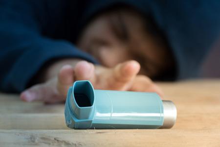pacjent: Pacjenci muszą używać pompy astmy