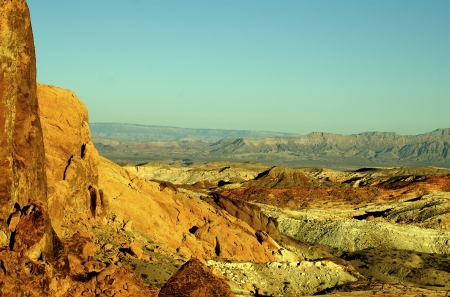 Valley Of Fire - Red Rock  photo