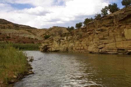 grande: Rio Grande  River Stock Photo