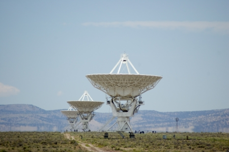 Very Large Array, New Mexico photo