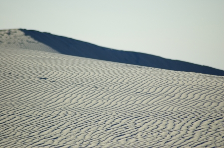 White Sands National Monument Stock Photo - 14556341