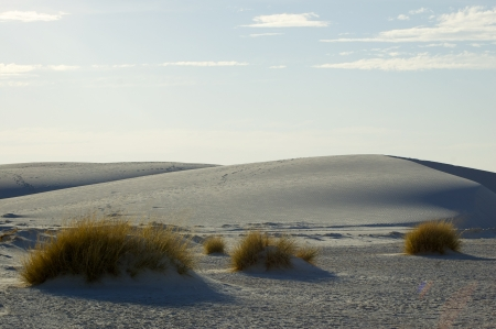 White Sands National Monument Stock Photo - 14556337