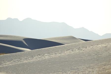 White Sands National Monument Stock Photo - 14556321