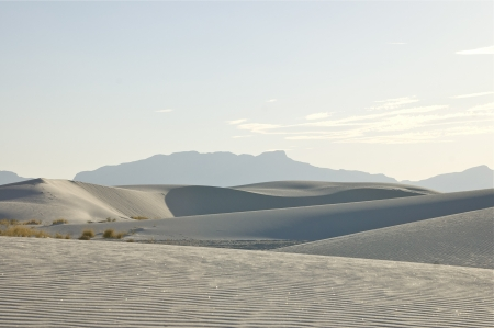 White Sands National Monument photo