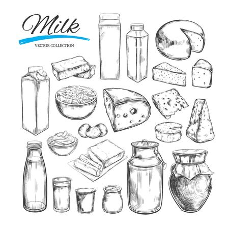Dairy products collection 2
