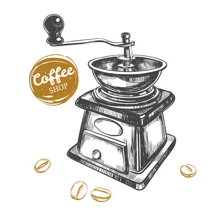 Coffee grinder concept