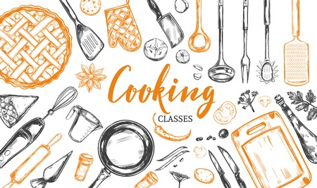 Cooking concept. Frame 2