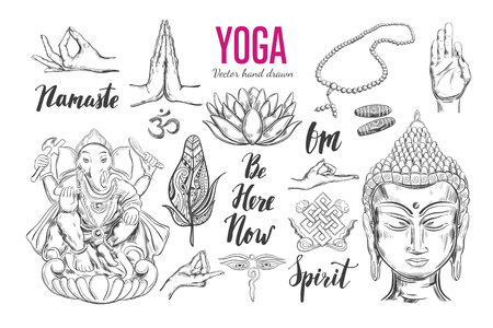 Yoga vector set