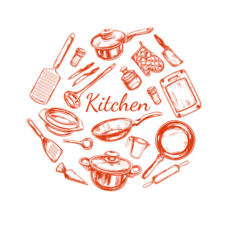 Cooking and Kitchen utensil set