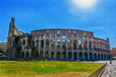 The Colosseum