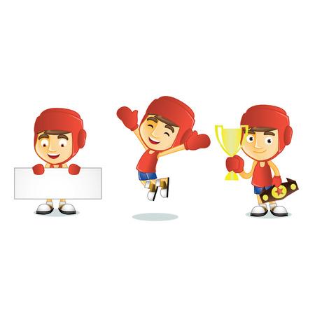 Boxer 1 Ilustração